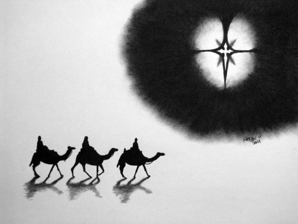 The Light of the World - John 8: 12-20