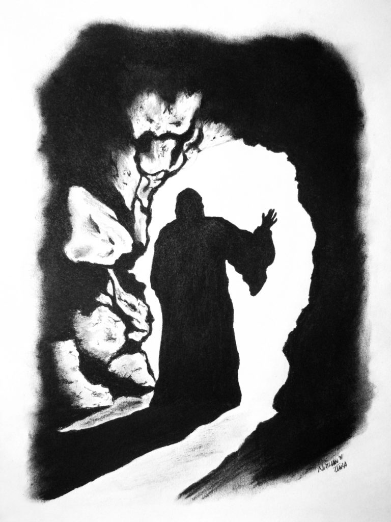 The Resurrection and the Life - John 11:25-27